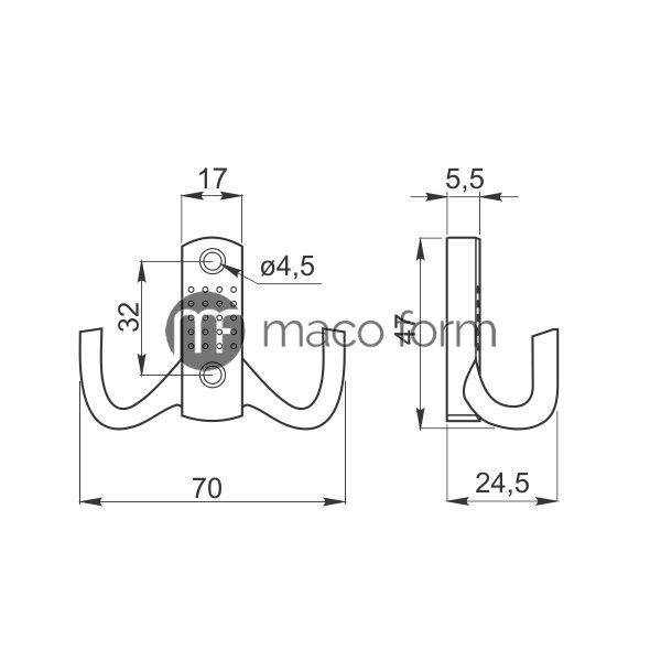civiluk-k23-b0-tehnicki-podaci