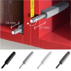 PUSH mehanizam za vrata i fioke