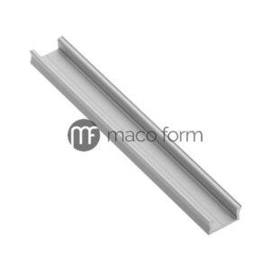 Aluminijumski nadgradni LED profil 3m