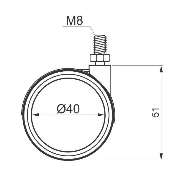 pvc-fi40-navoj-m8-crna-teh