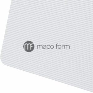 Neklizajuća podloga modern line, bela