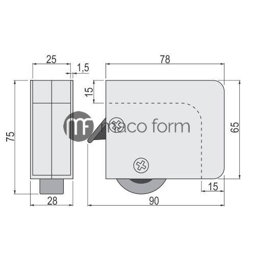 tockic-fi50-ugradni-pravolinijski-levi-tehnicki-podaci