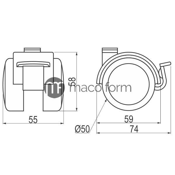 pvc-tockic-fi50-dikson-crni-siva-guma-kocnica-teh