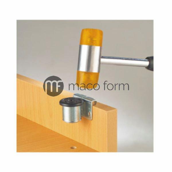 Nogica za nivelaciju 32mm – fi28, bez rupa za mont – primena