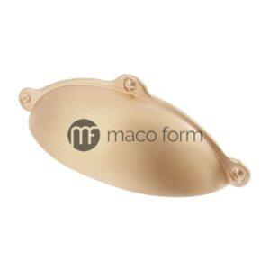 Rucica MARSALA, 64mm, zlato cetkano